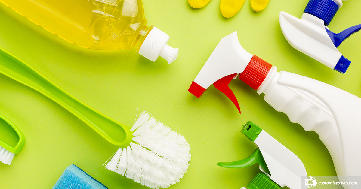 5 Benefits To Spring Cleaning Your Office