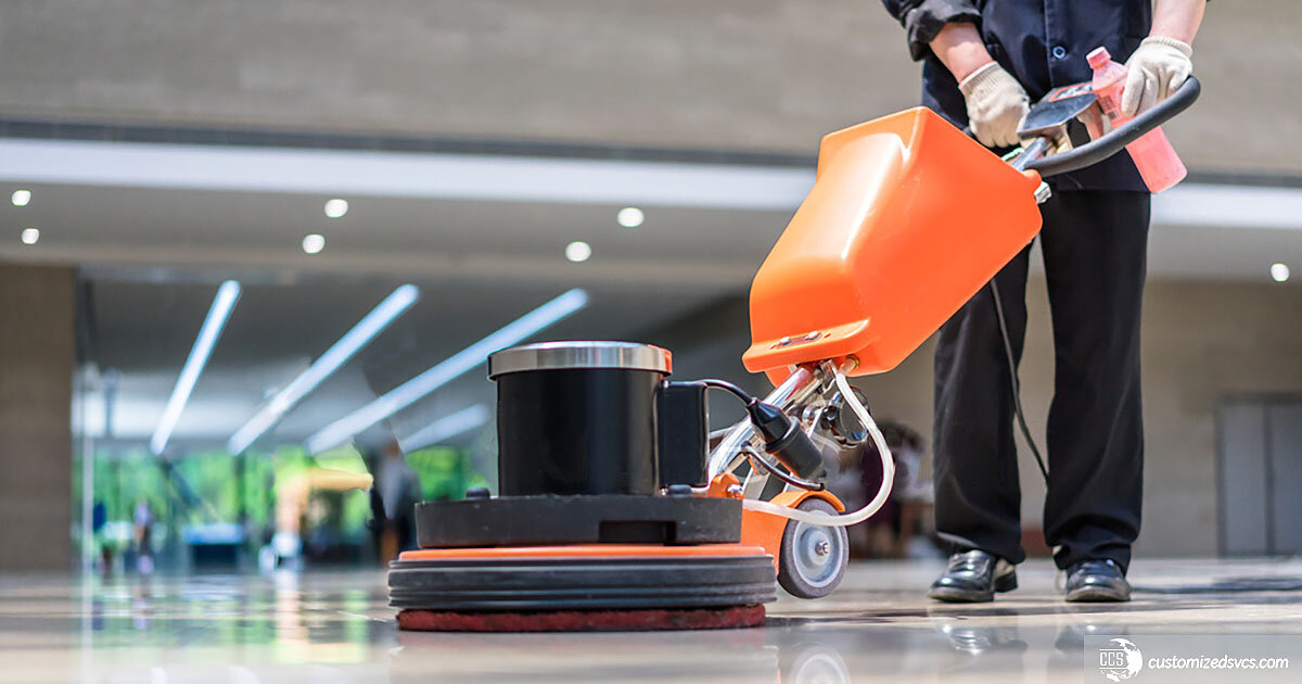 Understanding Commercial Floor Cleaning Benefits