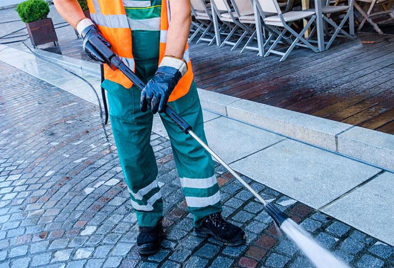 Commercial Building Maintenance Services Bakersfield