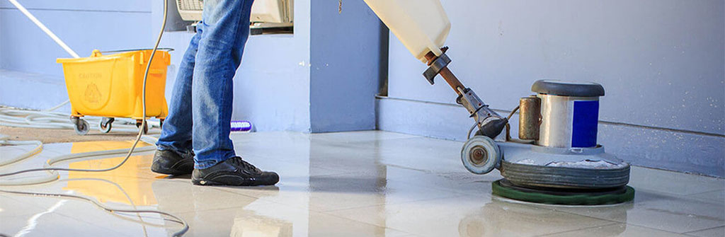 Commercial Floor Stripping & Waxing Services Bakersfield CA