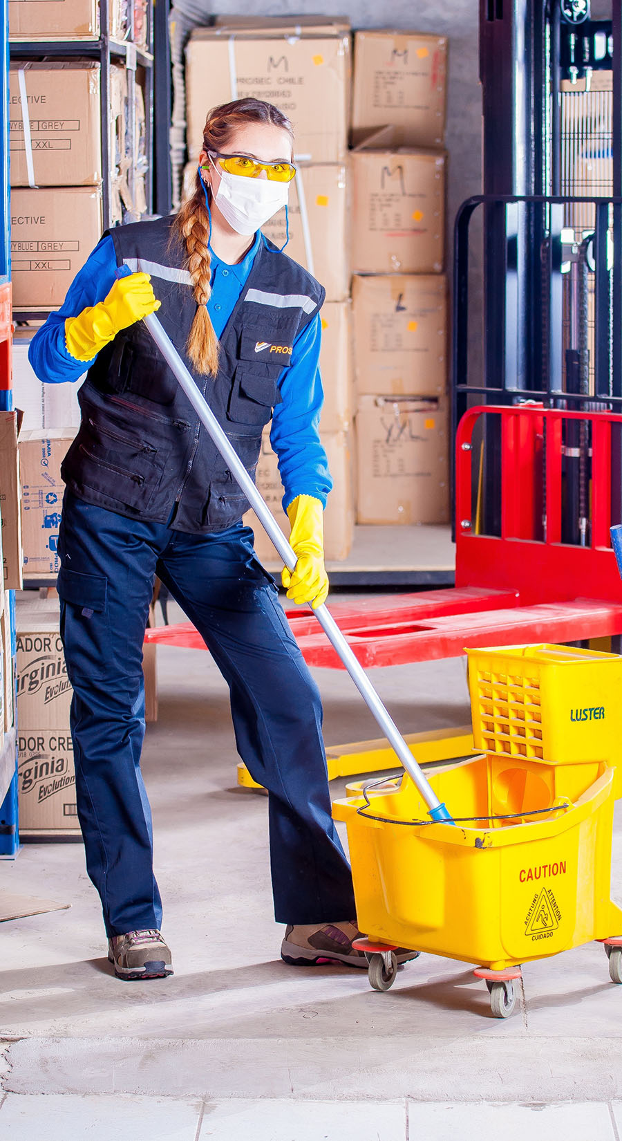 Professional Janitorial Services Bakersfield