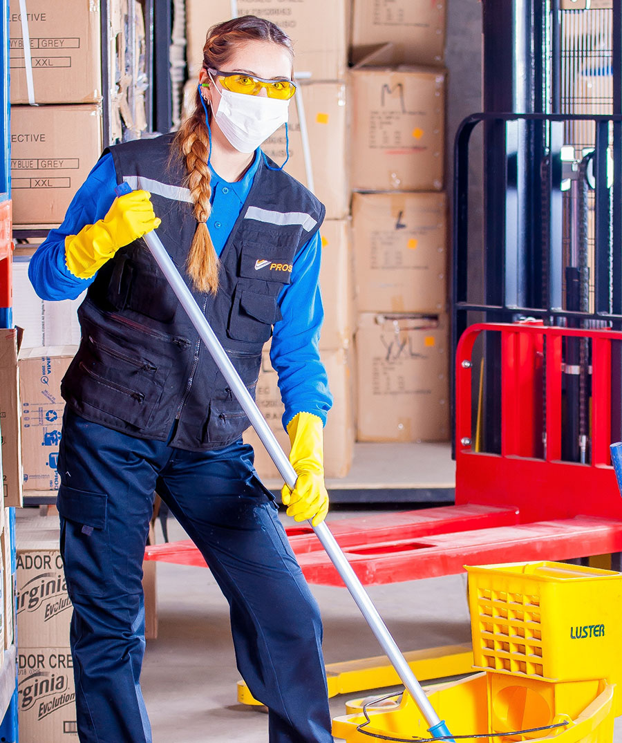 Commercial Janitorial Services Bakersfield