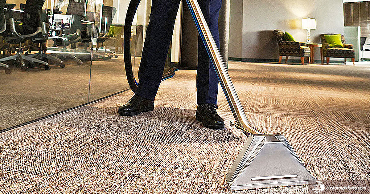 Why Your Office Needs Professional Commercial Carpet Cleaning Services