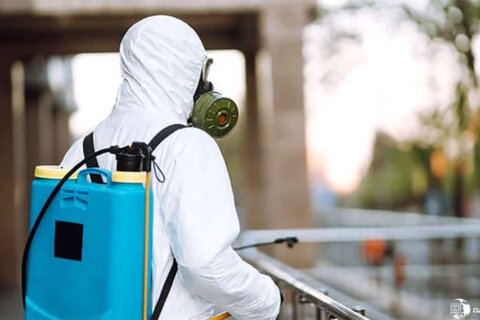 Electrostatic Sprayers: Cleaning and Disinfection Benefits