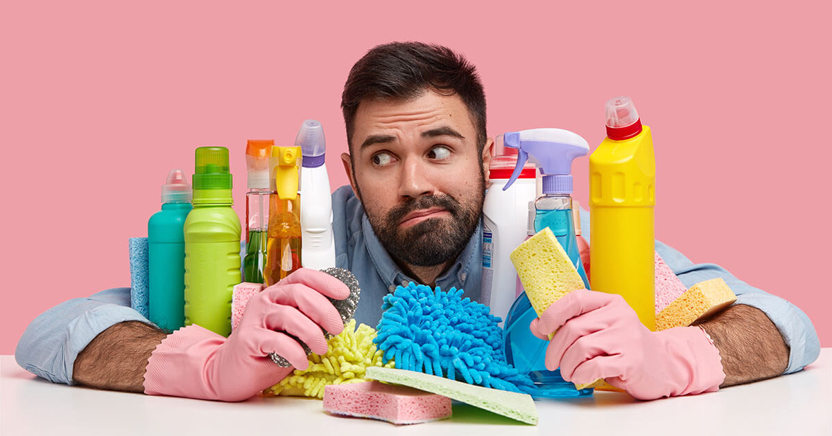 4 Common Cleaning Products You Should Never Mix
